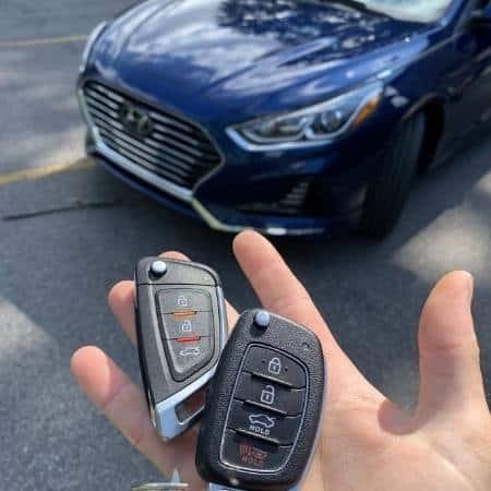 Locksmith for car keys Vancouver