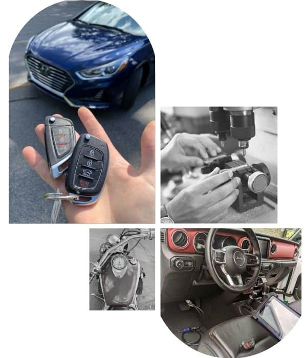 Car key replacement Vancouver