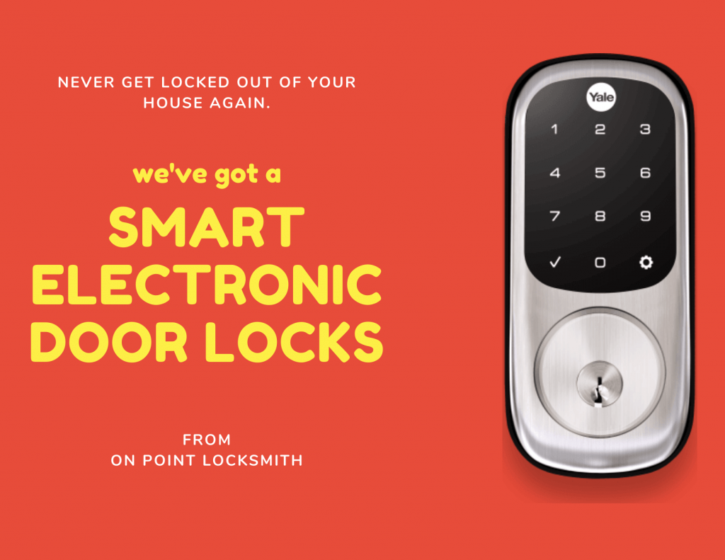 Electronic locks installation