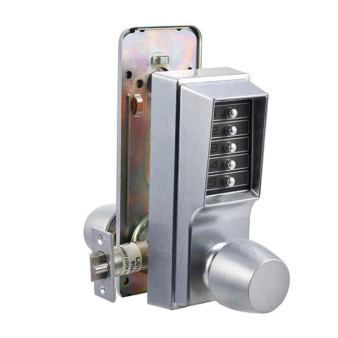 Mechanical Keyless Locks
