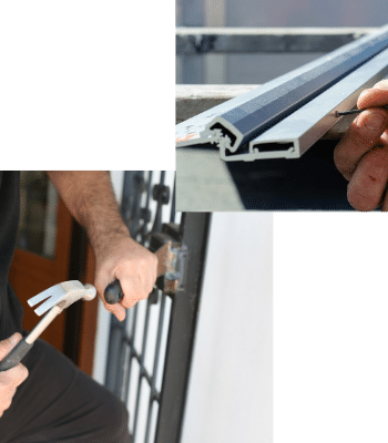 Continuous Hinges Installation