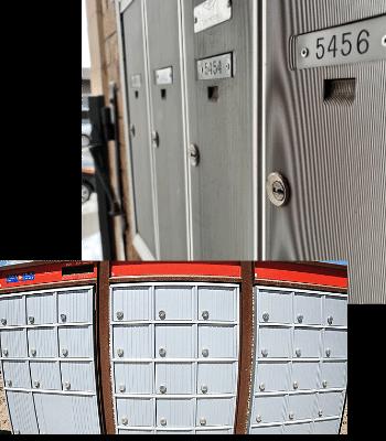 Mailbox Lock Installation and Change Services