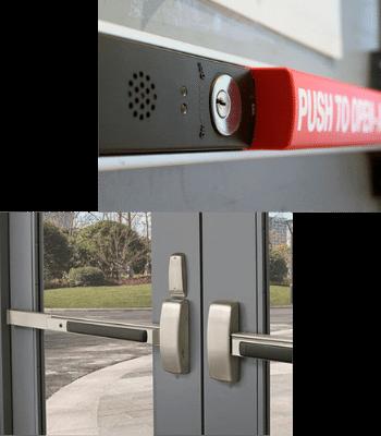 Panic Bars Installation & Repair Services