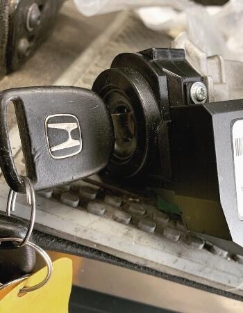 Honda Ignition and Lock Repair