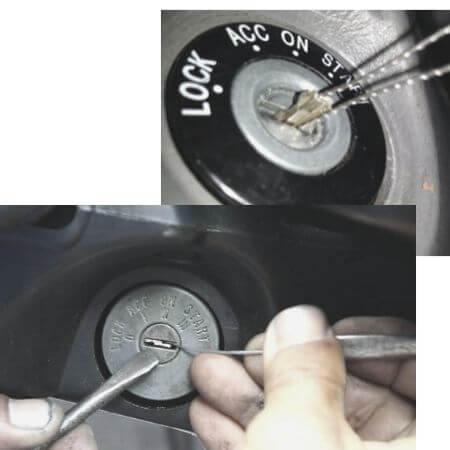 Mobile Car Key Extraction Service
